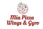 Mia Pizza Wings & Gyro logo