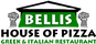 Bellis House of Pizza logo