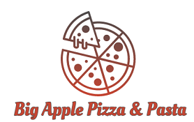 Big Apple Pizza logo