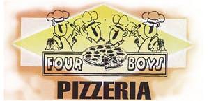 Four Boys Pizza