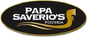 Papa Saverio's Pizza logo