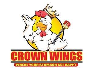 Crown Wings & Pizza