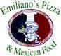 Emilianos Pizza & Mexican Food logo