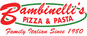 Bambinelli's Pizza & Pasta- Roswell logo