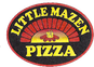 Little Mazen Pizza logo