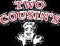 Two Cousin's Pizza & Italian logo