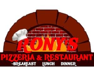 Rony's Pizzeria & Restaurant