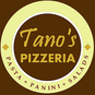 Tano's Pizza logo