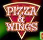Pizza & Wings logo