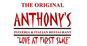 The Original Anthony's Pizza logo