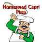 Capri Pizza of Homestead logo