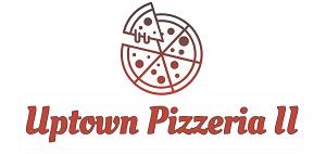 Uptown Pizzeria II logo
