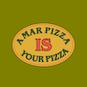 Amar Pizza logo