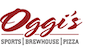 Oggi's Sports | Brewhouse | Pizza logo