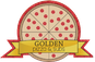 Golden Pizza Fried Chicken & Subs logo
