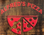 Alfred's Pizza logo