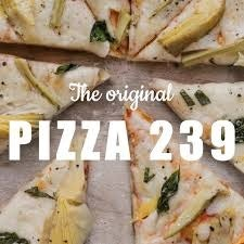 Pizza 239 logo