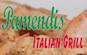 Pamendis Italian Grill logo