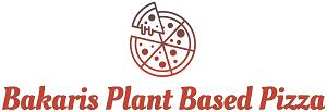 Bakaris Plant Based Pizza logo