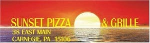 Sunset Pizza & Grille