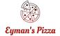 Eyman's Pizza logo