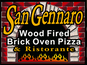 San Gennaro Brick Oven logo
