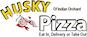 Husky Pizza logo