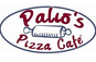Palio's Pizza Cafe Allen logo