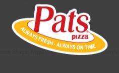 Pat's Pizza & Pasta logo