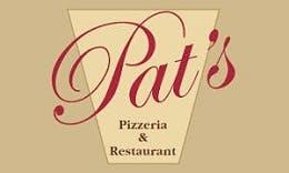 Pat's Pizza & Pasta