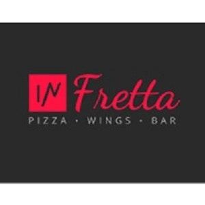 In-Fretta Pizza Pasta Wings Bar logo