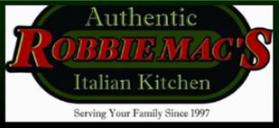 Robbie Mac's Pizza
