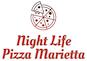 Night Life Pizza Marietta logo