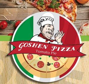 Goshen Pizza Tomato Pie