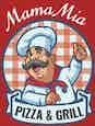 Mama Mia Pizza & Grill logo