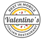 Valentino's Italian Cuisine logo