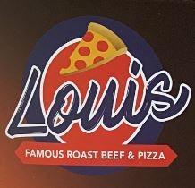 Louis Famous Roast Beef & Pizza logo