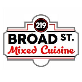 219 Broad Street Mixed Cuisine