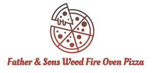 Father & Sons Wood Fire Oven Pizza