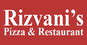 Rizvani's Pizza Restaurant logo