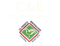 C&E Pizza Restaurant logo