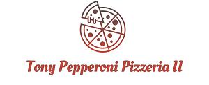 Tony Pepperoni Pizzeria II logo