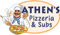 Athens Pizza & Grill logo