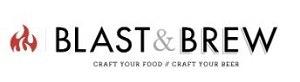 Blast & Brew logo
