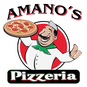 Amano's Pizza logo
