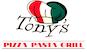 Tony's Pizza Pasta Grill logo