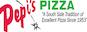 Pepi's Pizza logo
