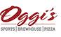 Oggi's Sports | Brewhouse | Pizza logo