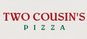 Two Cousin's Pizza logo