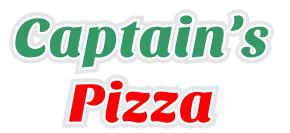 Captain's Pizza logo